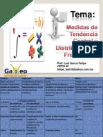 Consulte la presentación del profesor Felipe Leal García