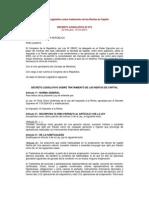 DL 972-2007 Rentas de Capital