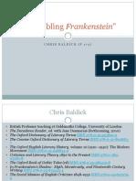 Assembling Frankenstein