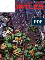 Teenage Mutant Ninja Turtles Annual 2012 Preview