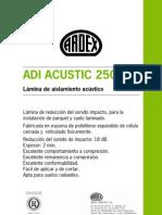 Adi Acustic 2501