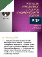 Wechlser Intelligence Scale for ChilDren-Fourth Edition (1)