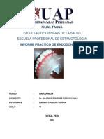 4 Informe de Endodoncia