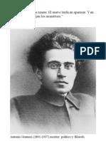 Odio a los indiferentes Antonio Gramsci