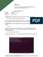 Tutorial Instalasi Webserver XAMPP pada Ubuntu