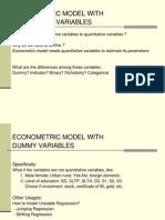 Econometric Model With Qualitative Variables_2