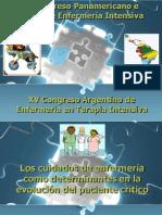 LOS CUIDADOS DE ENFERMERIA COMO DETERMINANTES EN LA EVOLUCION DEL PACIENTE CRITICO. COSTA RICA