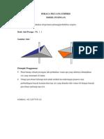 Peraga Peluang Empiris Model Pusingan