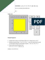 Model Geometris