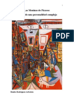 Las Meninas de Picasso Reflejo de Una Personalidad Compleja