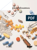 Generic Drug Formulation