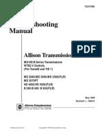 mt 600 service manual sm1317 199907 automatic transmission rh scribd com allison mt643 service manual mt643 allison transmission service manual