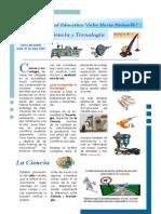 Boletín de Ciencia y tec.