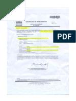 Certifica Do Pg n