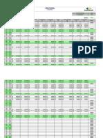Iluminato Condominium - Tabela de Vendas (Outubro-2012)