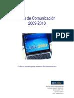 Plan de Comunicacion