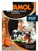 Livamol Feed Optimiser for Cattle- p6 Brochure