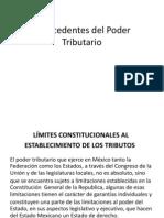 Antecedentes Del Poder Tributario-1er Exposicion