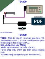 Td200 Presentation