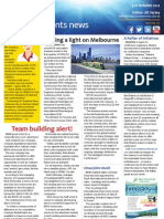 Business Events News for Wed 31 Oct 2012 - Melbourne\'s business events, Mantra, Sheraton, Oregon and much more