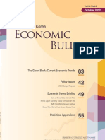 Economic Bulletin (Vol. 34 No. 10)