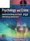 Psychology and Crime - Unknown