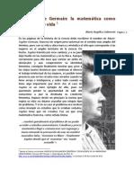 Marie Sophie Germain Matematica Estrategia d Vida