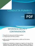 Conducta Punible