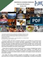 Análisis del entorno económico venezolano