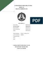 Laporan Praktikum Mekanika Fluida h02
