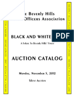 2012 Auction Catalog