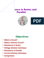 Series and Parallel Resistance New
