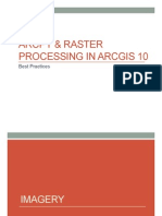 Raster Processing in Arcgis 10