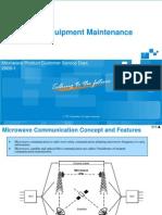Microwave Equipment Maintenance Guide