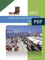 Estructura Del Transporte Maritimo