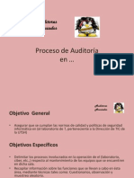 Proceso Auditoria