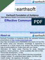 Earthsoft Effective Communication