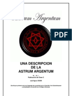 Astrum Argentum, Una Descripcion de La A.A.