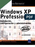 Windows Xp Instalacion y Configuracion