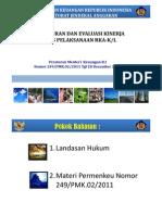 Slide Presentasi PMK 249_2011