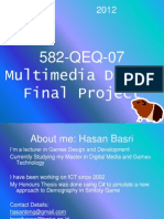 1. Course Introduction and Outline