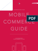 mCommerce Guide Introduction