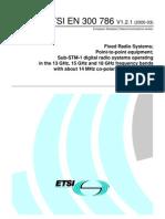 ETSI Grounding En_300786v010201p