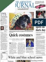 The Abington Journal 10-31-2012