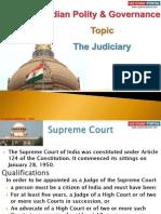 8(a) The Judiciary