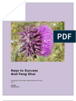 Keys to Success and Feng Shui..