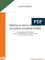 Maitriser Le Droit Et La Pratique Du Systeme Comptable OHADA