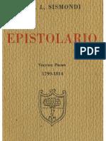 Epistolario Vol.1