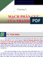 Mach Phan Cuc Cua Transistor