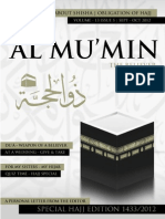 Al-Mu'min Magazine [Volume 13 Issue 5]